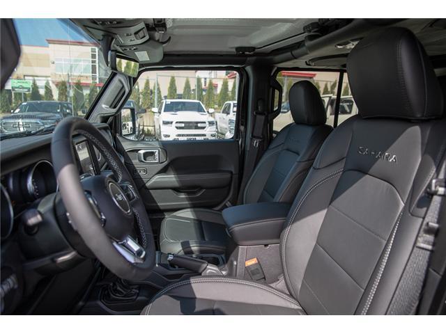 2019 Jeep Wrangler Unlimited Sahara (Stk: K602687) in Surrey - Image 18 of 46