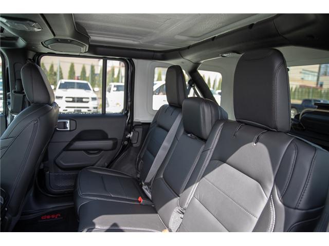 2019 Jeep Wrangler Unlimited Sahara (Stk: K602687) in Surrey - Image 24 of 46