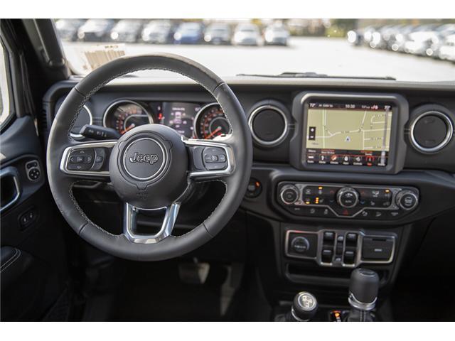 2019 Jeep Wrangler Unlimited Sahara (Stk: K602687) in Surrey - Image 26 of 46