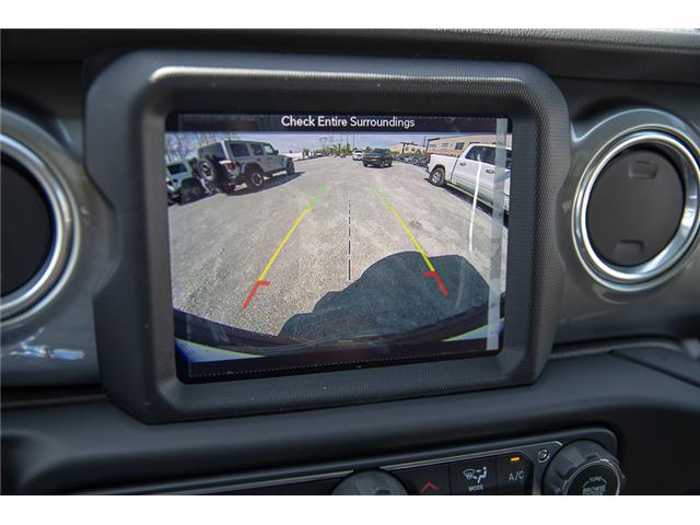 2019 Jeep Wrangler Unlimited Sahara (Stk: K602687) in Surrey - Image 27 of 46