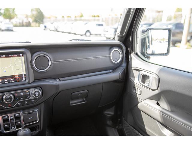 2019 Jeep Wrangler Unlimited Sahara (Stk: K602687) in Surrey - Image 28 of 46