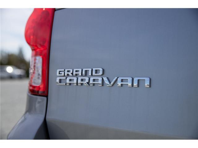 2019 Dodge Grand Caravan CVP/SXT (Stk: K612800) in Surrey - Image 6 of 21