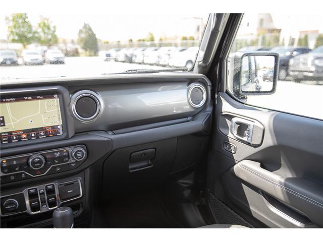 2019 Jeep Wrangler Unlimited Sahara (Stk: K602687) in Surrey - Image 44 of 46