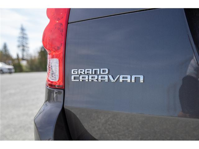 2019 Dodge Grand Caravan CVP/SXT (Stk: K612803) in Surrey - Image 6 of 19