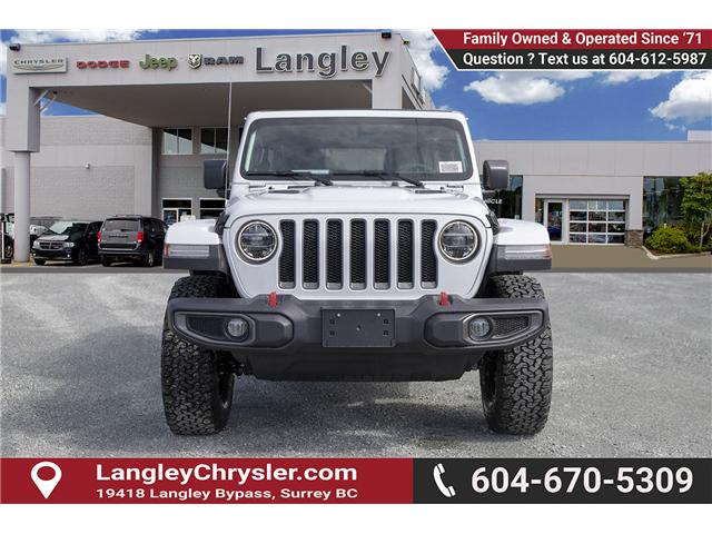 2019 Jeep Wrangler Unlimited Rubicon (Stk: K628860) in Surrey - Image 1 of 25