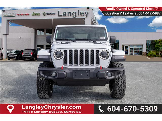 2019 Jeep Wrangler Unlimited Rubicon (Stk: K628860) in Surrey - Image 2 of 25