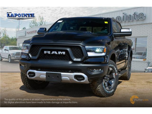 2019 RAM 1500 Rebel (Stk: 19286) in Pembroke - Image 1 of 20