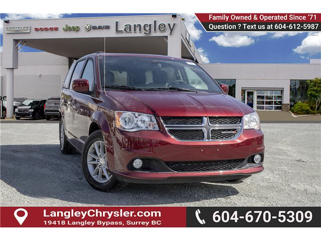 2019 Dodge Grand Caravan CVP/SXT (Stk: K635766) in Surrey - Image 1 of 27