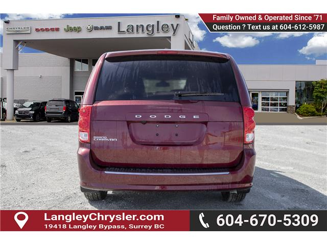 2019 Dodge Grand Caravan CVP/SXT (Stk: K635766) in Surrey - Image 5 of 27