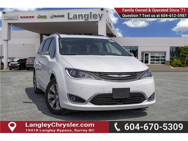2019 Chrysler Pacifica Hybrid Limited (Stk: K653563) in Surrey - Image 1 of 28