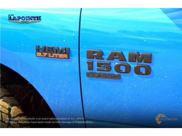 2019 RAM 1500 Classic ST (Stk: 19307) in Pembroke - Image 6 of 20
