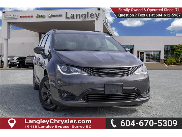 2019 Chrysler Pacifica Hybrid Touring-L (Stk: K669870) in Surrey - Image 1 of 26
