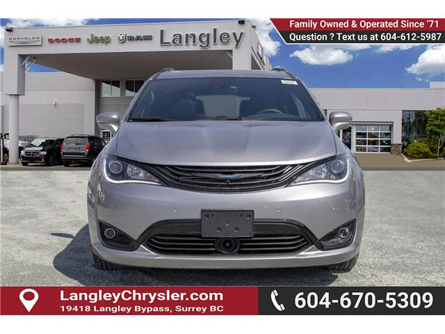 2019 Chrysler Pacifica Hybrid Limited (Stk: K669871) in Surrey - Image 2 of 27