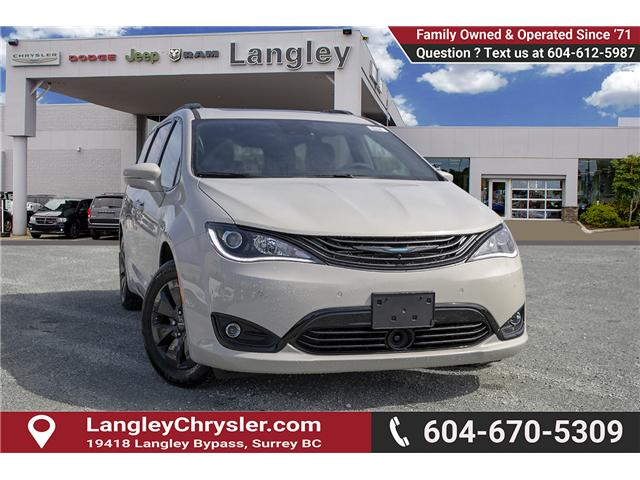 2019 Chrysler Pacifica Hybrid Limited (Stk: K669873) in Surrey - Image 1 of 25