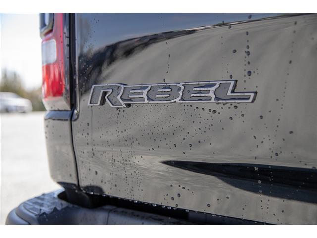 2019 RAM 1500 Rebel (Stk: K758503) in Surrey - Image 6 of 26