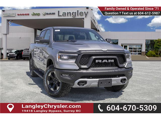 2019 RAM 1500 Rebel (Stk: K758463) in Surrey - Image 1 of 23
