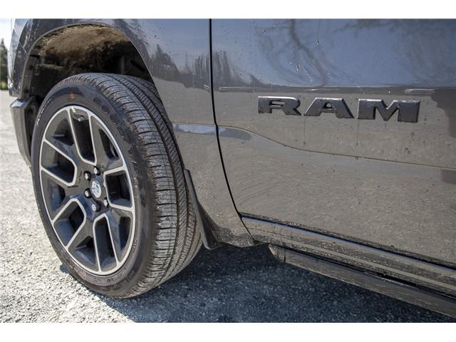 2019 RAM 1500 Rebel (Stk: K758570) in Surrey - Image 9 of 28