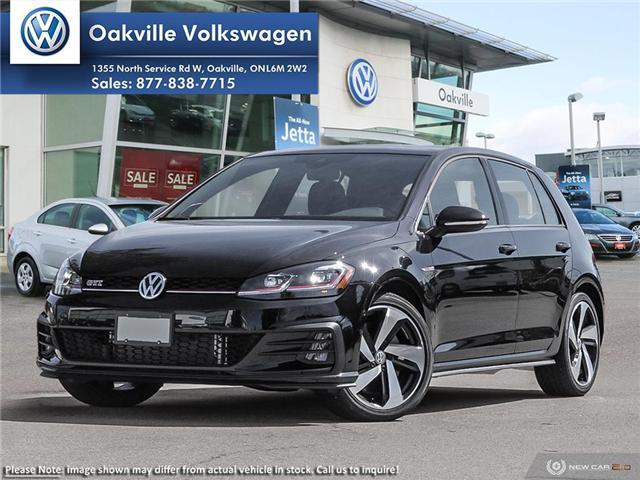 2019 Volkswagen Golf GTI 5-Door Rabbit (Stk: 21274) in Oakville - Image 1 of 23