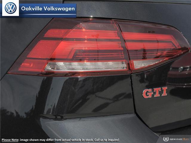 2019 Volkswagen Golf GTI 5-Door Rabbit (Stk: 21274) in Oakville - Image 11 of 23