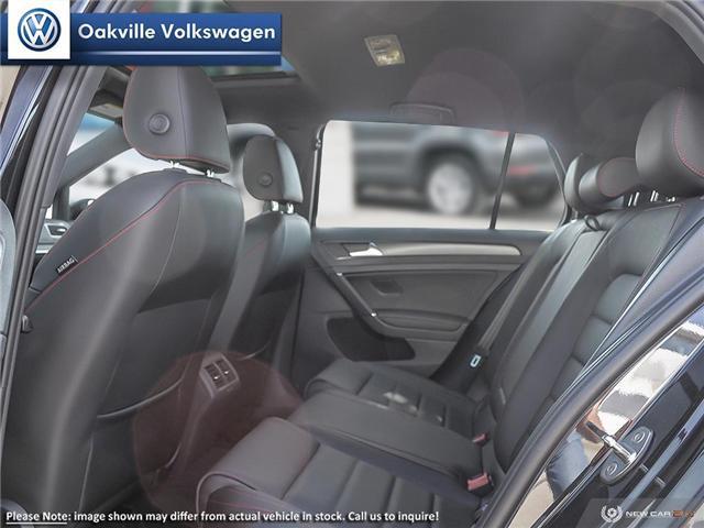 2019 Volkswagen Golf GTI 5-Door Rabbit (Stk: 21274) in Oakville - Image 21 of 23