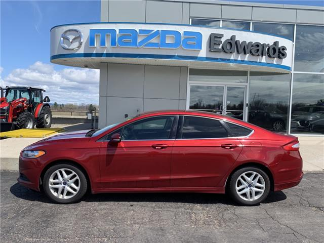 2014 Ford Fusion SE (Stk: 21634) in Pembroke - Image 1 of 9