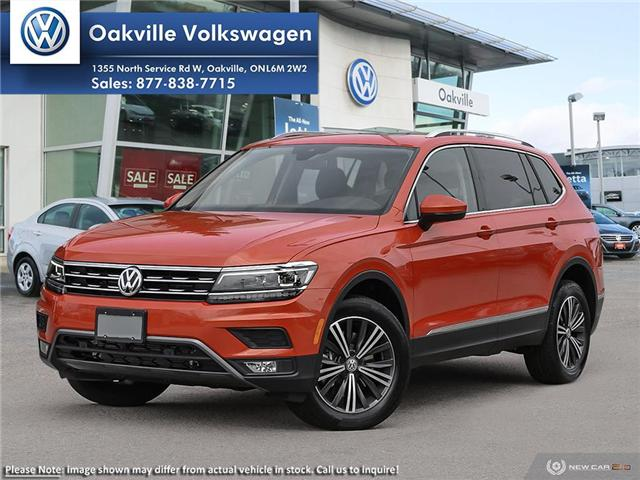 2019 Volkswagen Tiguan Highline (Stk: 21071) in Oakville - Image 1 of 23