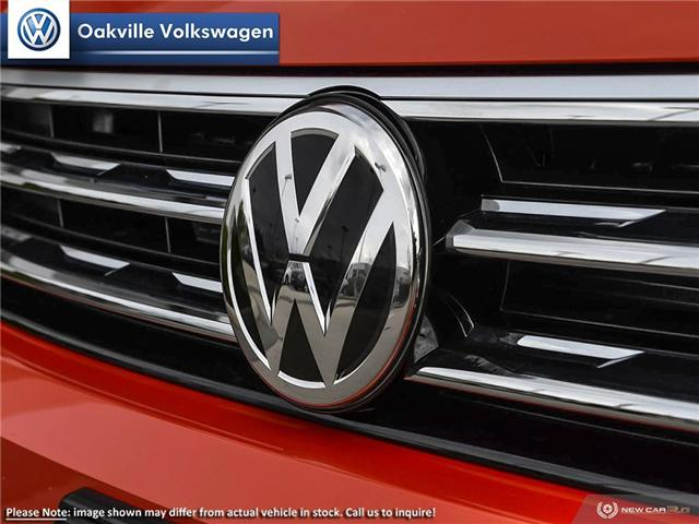 2019 Volkswagen Tiguan Highline (Stk: 21071) in Oakville - Image 9 of 23