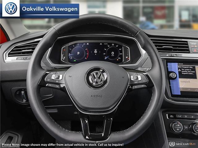 2019 Volkswagen Tiguan Highline (Stk: 21071) in Oakville - Image 13 of 23