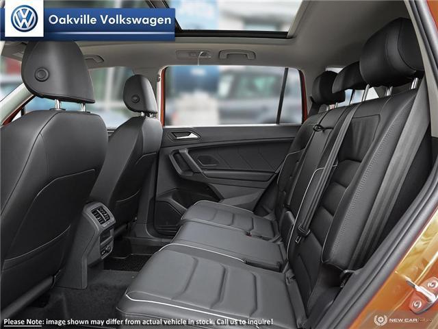 2019 Volkswagen Tiguan Highline (Stk: 21071) in Oakville - Image 21 of 23