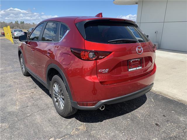2017 Mazda CX-5 GS (Stk: 21615) in Pembroke - Image 3 of 12