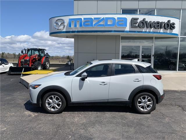 2016 Mazda CX-3 GS (Stk: 21567) in Pembroke - Image 1 of 12
