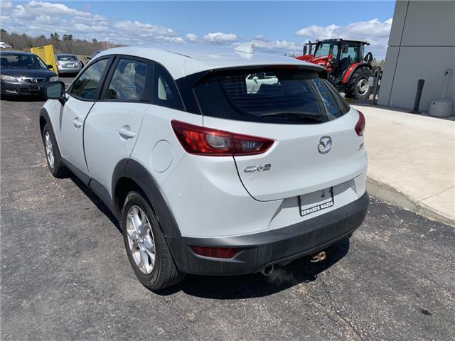 2016 Mazda CX-3 GS (Stk: 21567) in Pembroke - Image 3 of 12