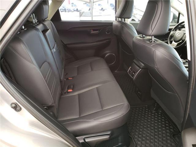 2016 Lexus NX 200t Base (Stk: L19231A) in Calgary - Image 13 of 23