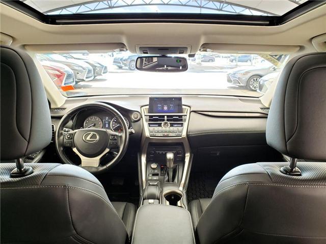 2016 Lexus NX 200t Base (Stk: L19231A) in Calgary - Image 15 of 23