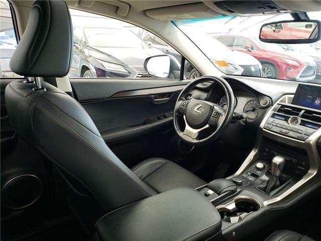 2016 Lexus NX 200t Base (Stk: L19231A) in Calgary - Image 16 of 23