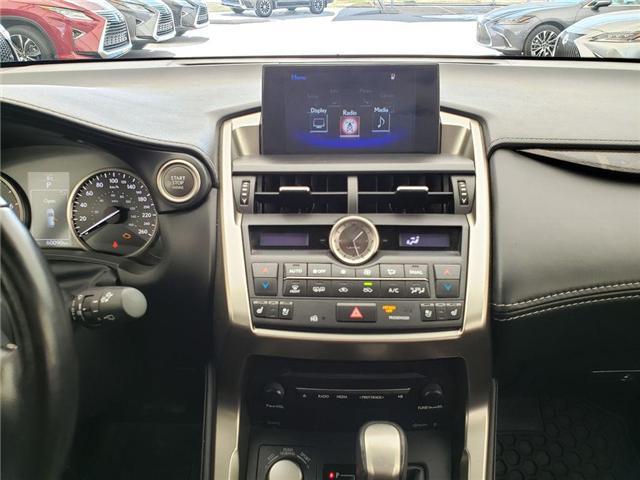 2016 Lexus NX 200t Base (Stk: L19231A) in Calgary - Image 20 of 23
