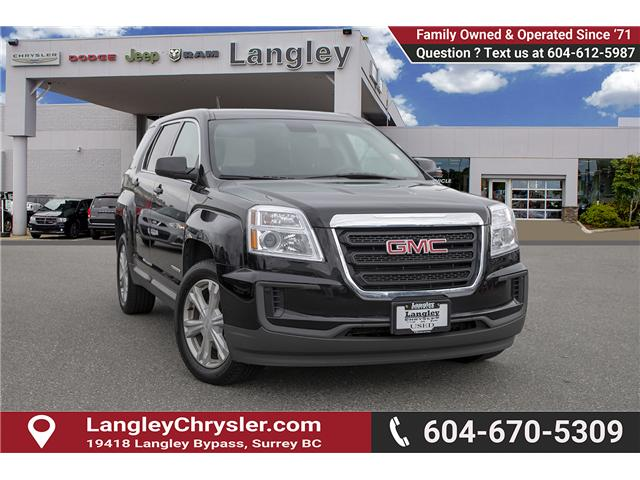 2017 GMC Terrain SLE-1 (Stk: K625855A) in Surrey - Image 1 of 21