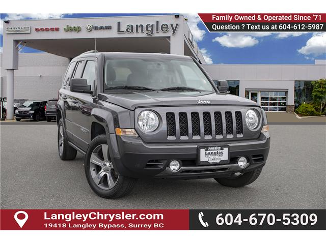 2017 Jeep Patriot Sport/North (Stk: K635730AA) in Surrey - Image 1 of 21
