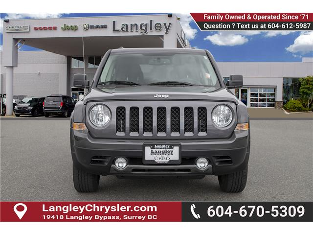 2017 Jeep Patriot Sport/North (Stk: K635730AA) in Surrey - Image 2 of 21