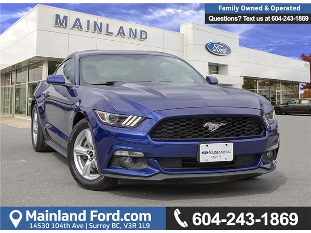 2015 Ford Mustang V6 (Stk: 8FU0202A) in Vancouver - Image 1 of 24