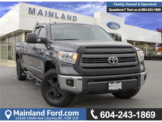 2015 Toyota Tundra SR5 5.7L V8 (Stk: 9F36240A) in Surrey - Image 1 of 30