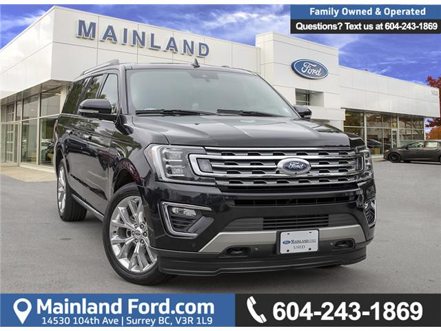 2018 Ford Expedition Max Limited (Stk: P1476) in Vancouver - Image 1 of 30