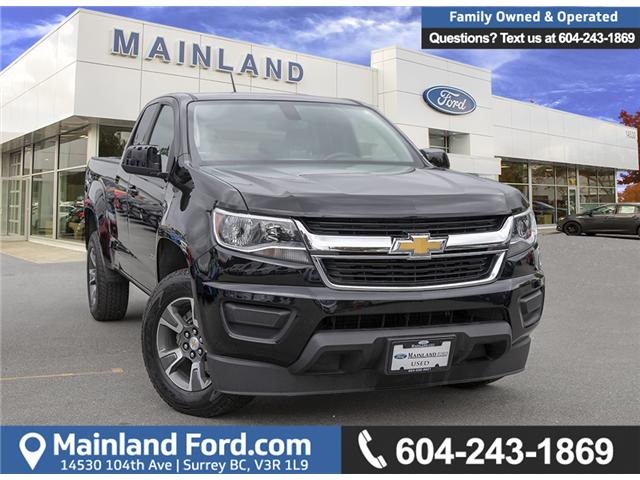 2016 Chevrolet Colorado WT (Stk: P2686A) in Vancouver - Image 1 of 30