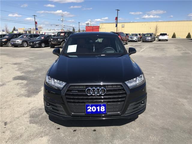 2018 Audi Q7 3.0T Technik (Stk: 015738) in Sudbury - Image 2 of 15