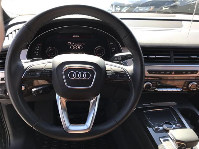 2018 Audi Q7 3.0T Technik (Stk: 015738) in Sudbury - Image 12 of 15