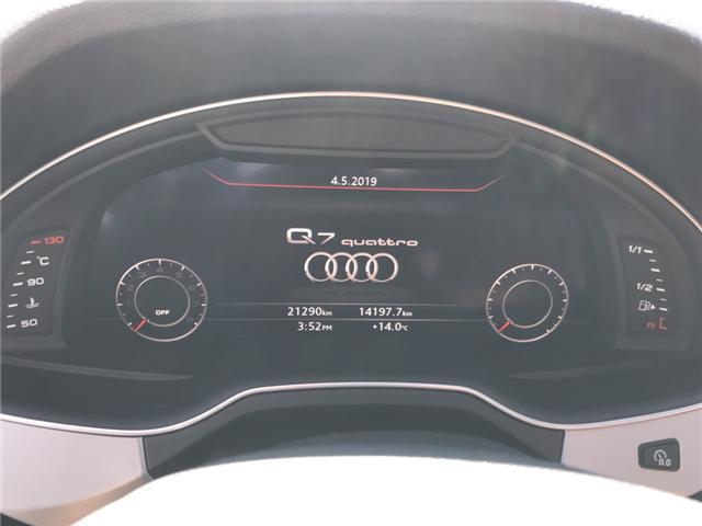 2018 Audi Q7 3.0T Technik (Stk: 015738) in Sudbury - Image 13 of 15