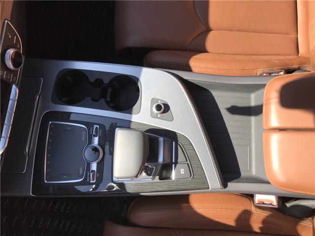 2018 Audi Q7 3.0T Technik (Stk: 015738) in Sudbury - Image 14 of 15