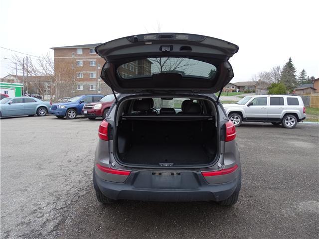 2012 Kia Sportage EX Luxury (Stk: ) in Oshawa - Image 6 of 17