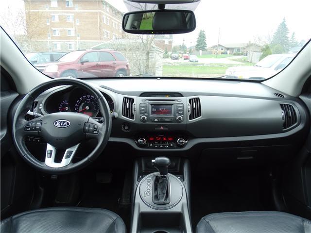 2012 Kia Sportage EX Luxury (Stk: ) in Oshawa - Image 9 of 17