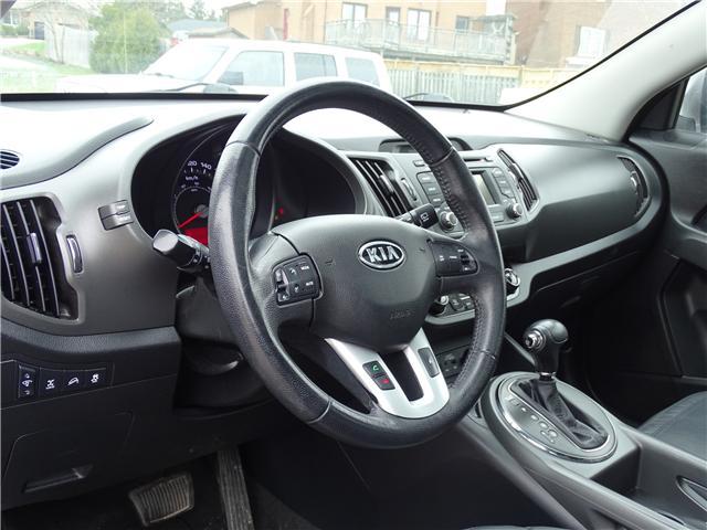 2012 Kia Sportage EX Luxury (Stk: ) in Oshawa - Image 10 of 17